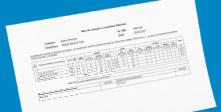 Model NIR completat - Gestiune Global Valorica cu TVA